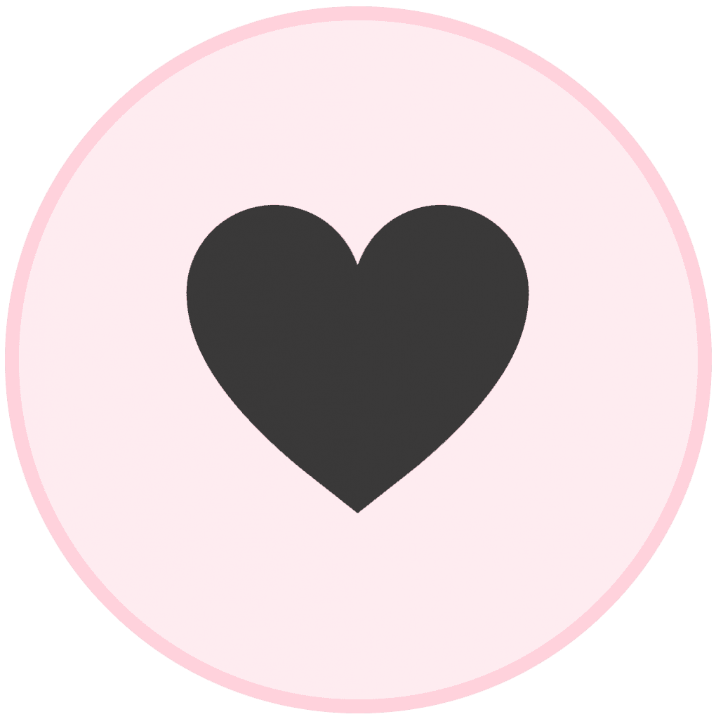 The Fitt Mum Project - heart icon